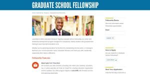 EP Graduate School Fellowship