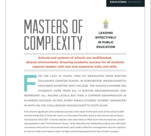 EP White Pape Masters of Complexity
